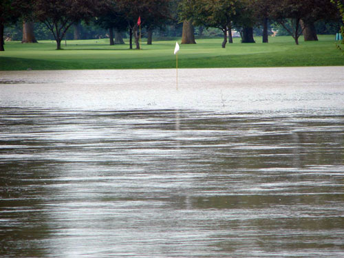 Anyone for sub-aqua golf?